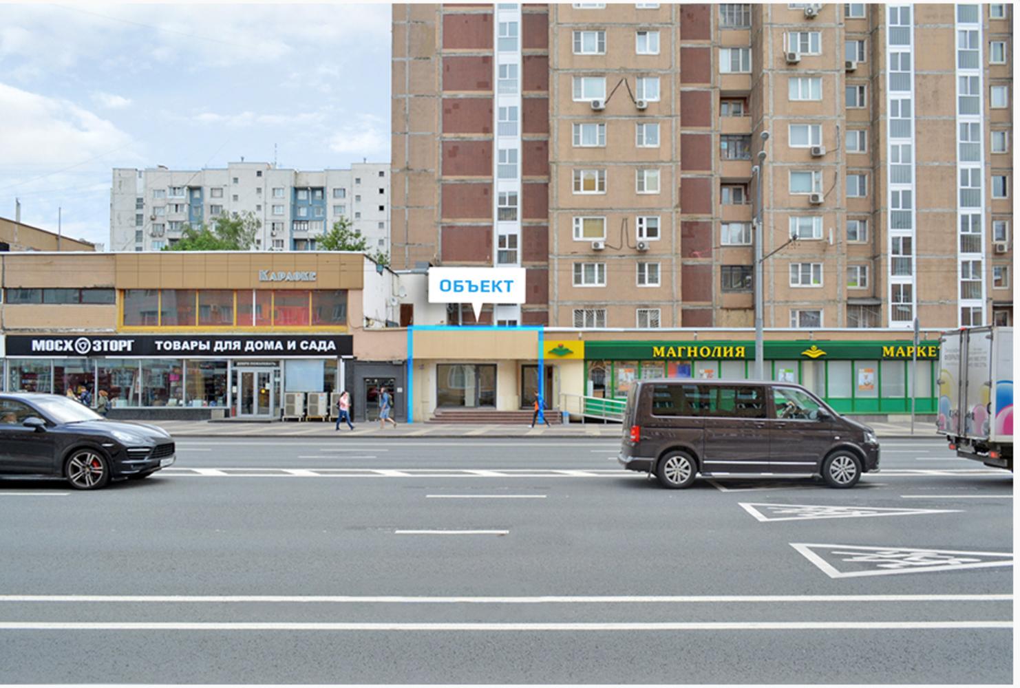 Торговая недвижимость Москва, 127055 - Новослободская ул. 46 - 2