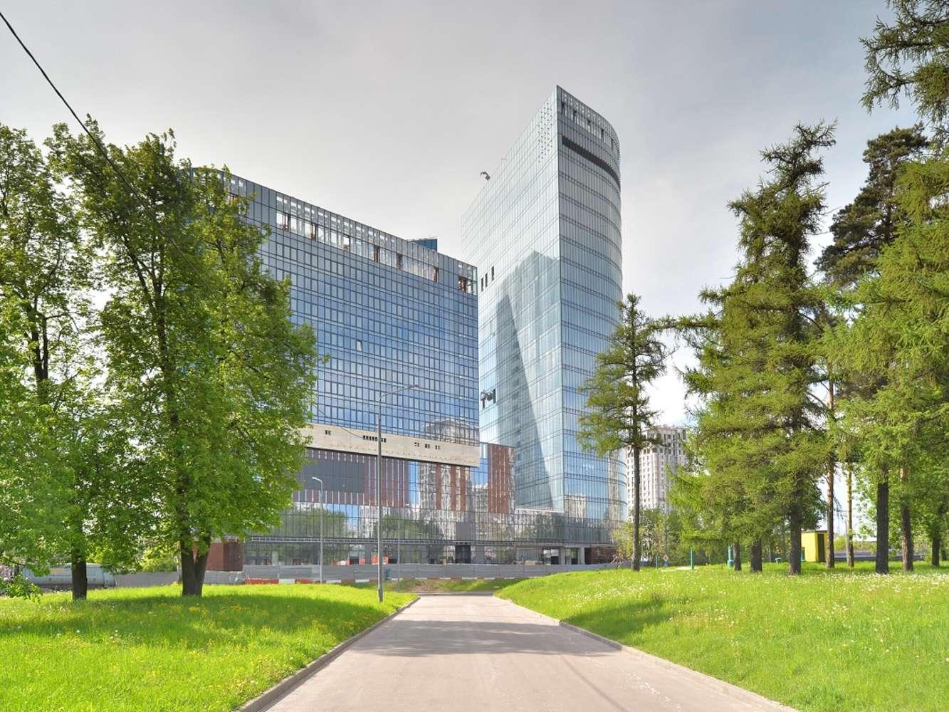Офисная недвижимость Москва,  - Парк Хуамин - 7