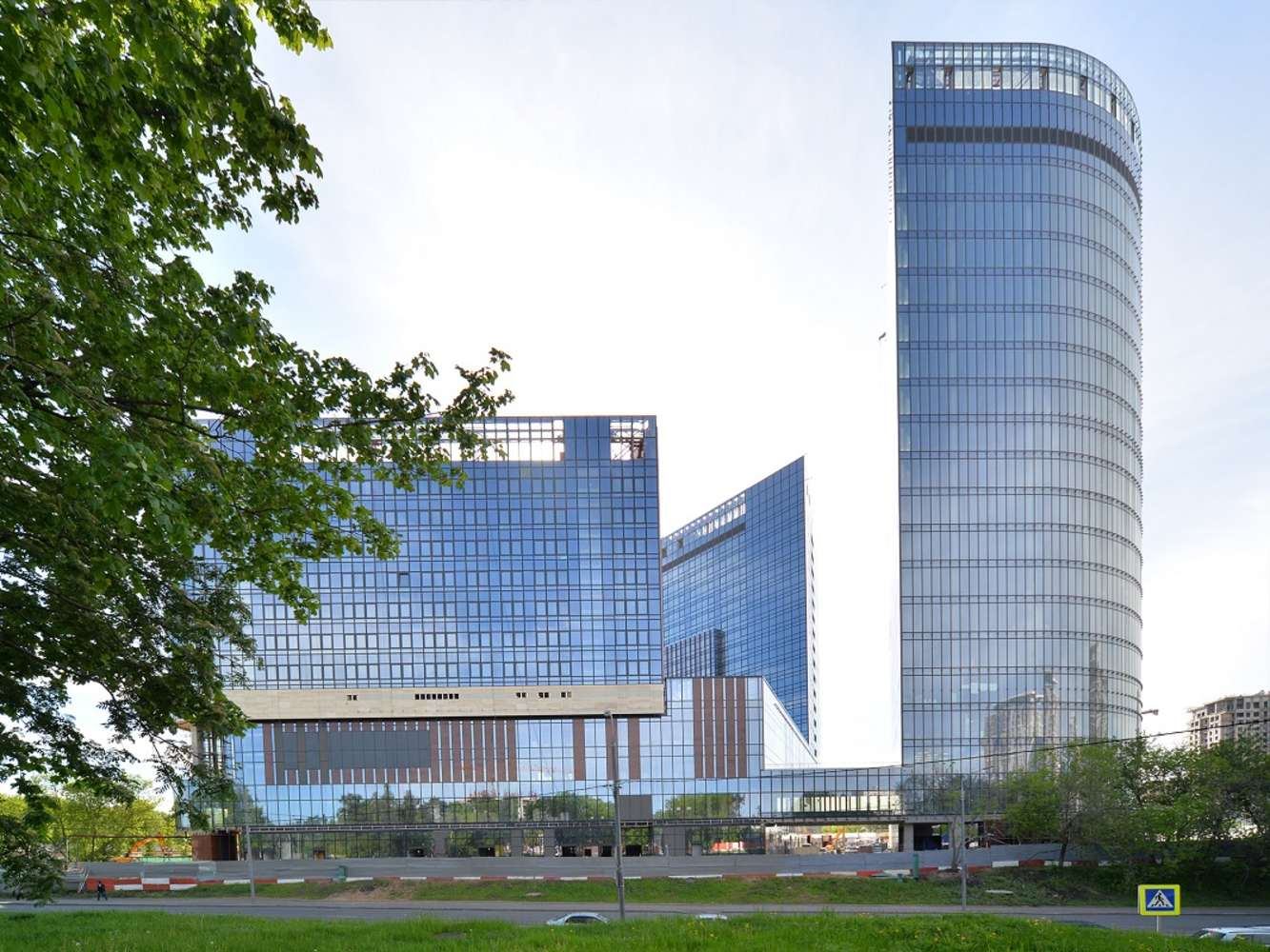 Офисная недвижимость Москва,  - Парк Хуамин - 0