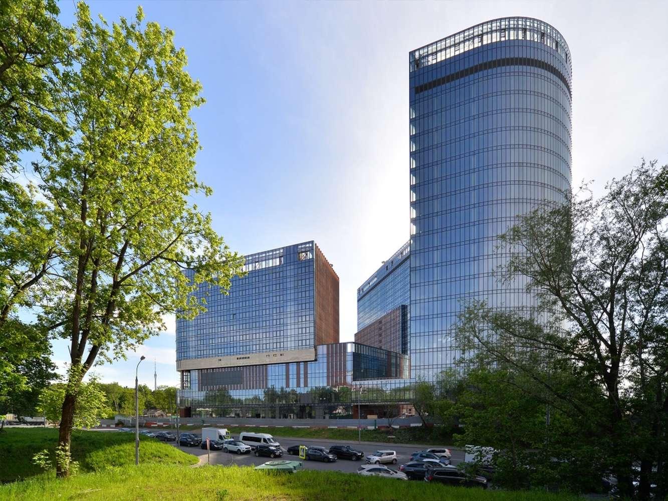 Офисная недвижимость Москва,  - Парк Хуамин - 1
