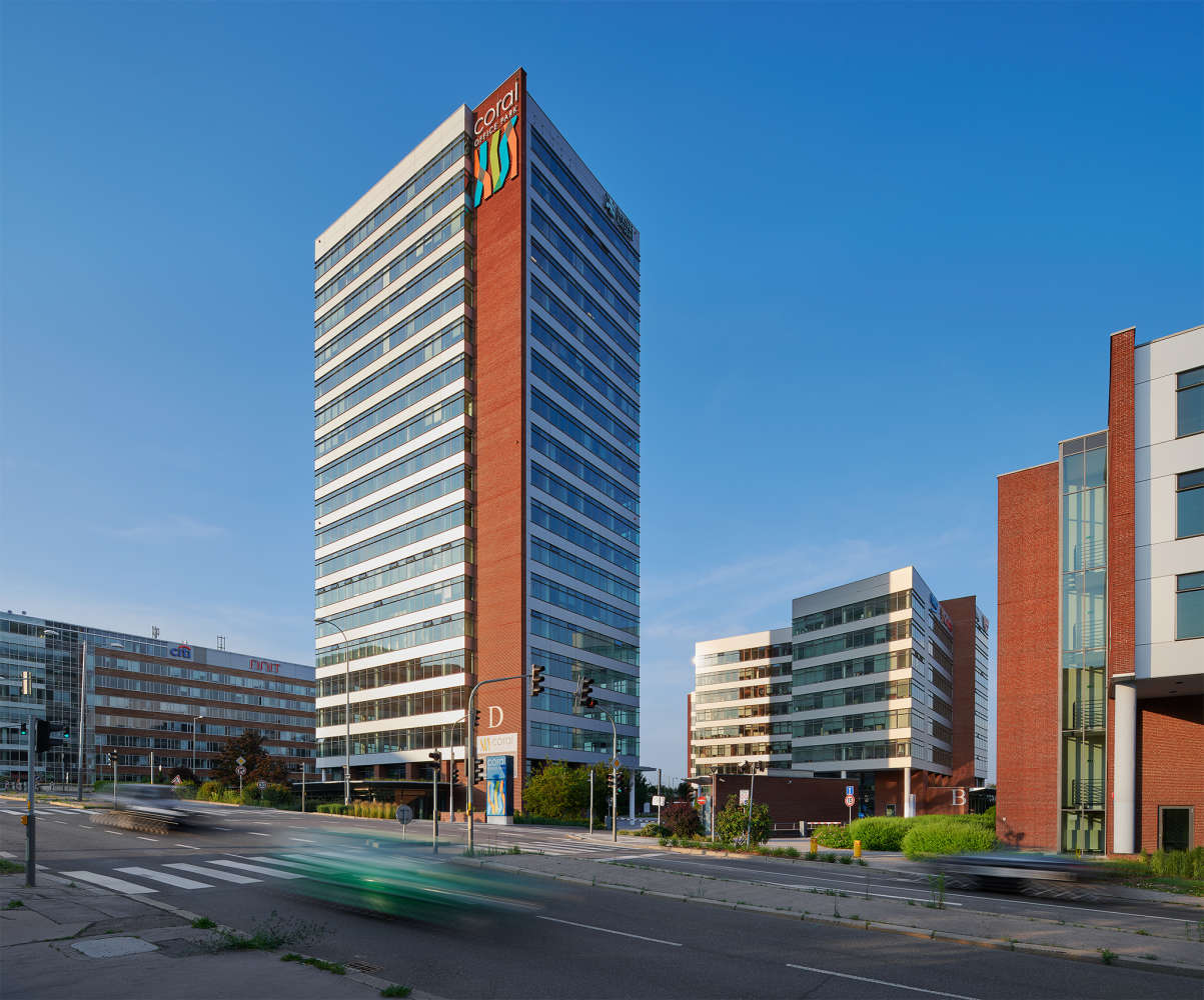 Offices Prague, 158 00 - Coral Office Park - D - 8