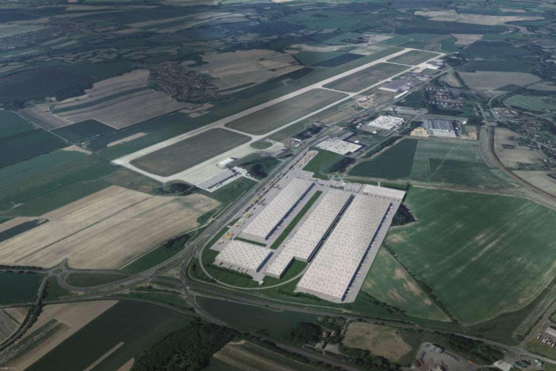 Průmyslové nemovitosti Mosnov,  - Ostrava Airport Multimodal Park - 3