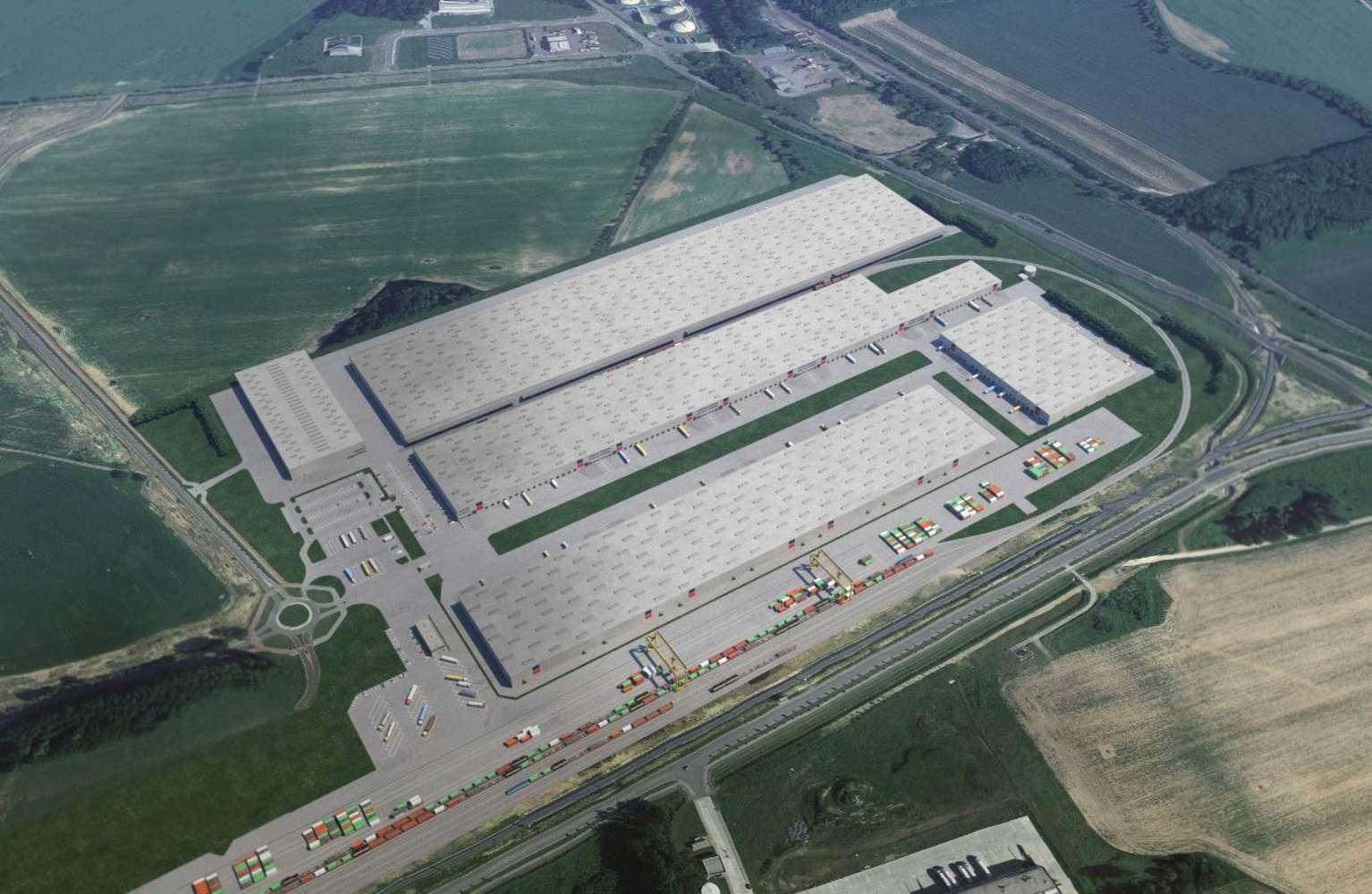 Průmyslové nemovitosti Mosnov,  - Ostrava Airport Multimodal Park - 4