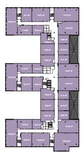 Мезон Плаза - Офисная недвижимость, Аренда 1