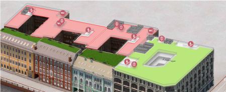У красного моста - Офисная недвижимость, Аренда 1