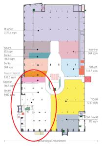 Ривер Хаус - Офисная недвижимость, Аренда 2