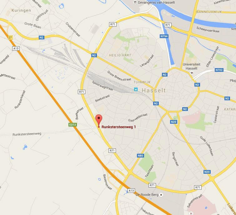 Industriel & Logistique à vendre à Hasselt (Runkstersteenweg