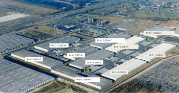 Industrial & Logistics to let Desteldonk