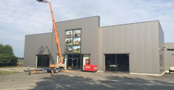 Industrial & Logistics to let Sint-Pieters-Leeuw