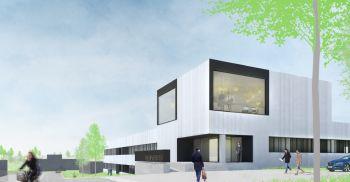 Bureau à louer à Dilbeek
