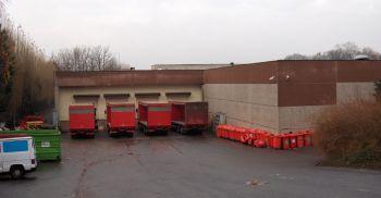 Industrie & Logistiek te huur Evere