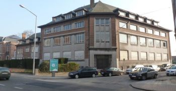 Bureau à vendre à Marcinelle