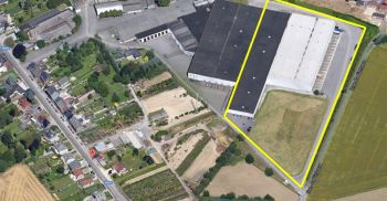 Industrial & Logistics to let Courcelles