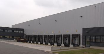 Industrial & Logistics to let Tournai