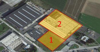 Industrial & Logistics to let Blandain