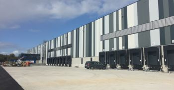 Industrial & Logistics to let Boom