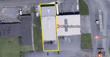 Industrial & Logistics for sale Ghlin