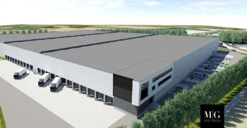 Industrial & Logistics to let Kruishoutem