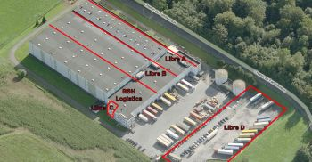 Industrial & Logistics to let La Louvière