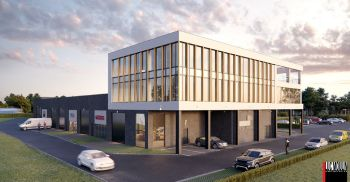 Industrial & Logistics for sale Ghislenghien