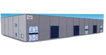 Industriel & Logistique à louer à Kruishoutem