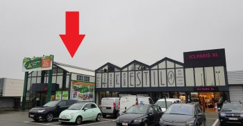 Retail to let Lochristi