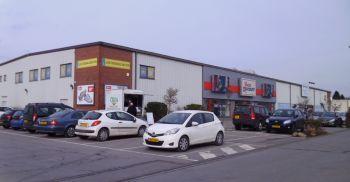 Bureau à louer à Sandweiler
