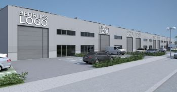 Industrial & Logistics for sale Affligem