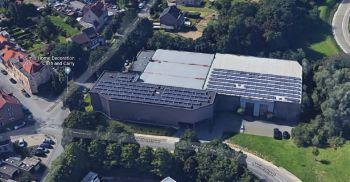 Industriel & Logistique à louer à Strombeek-Bever