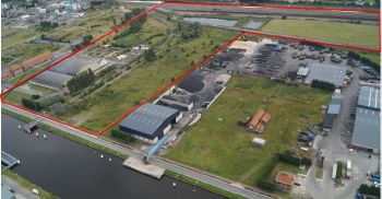Industrial & Logistics for sale Oostende