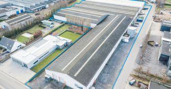 Industrial & Logistics for sale Ingelmunster