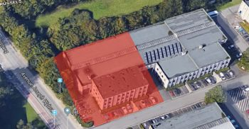 Industrial & Logistics for sale Anderlecht