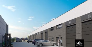 Industrial & Logistics for sale Willebroek