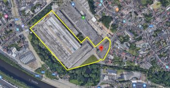 Industrial & Logistics to let Liège