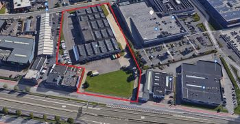 Industrial & Logistics to let Antwerpen
