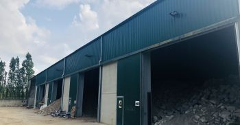 Industriel & Logistique à louer à Pepingen