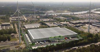 Industriel & Logistique à louer à Lummen