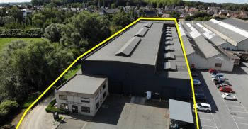 Industrial & Logistics for sale Enghien