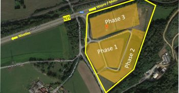Industrial & Logistics for sale Mont-Saint-Guibert