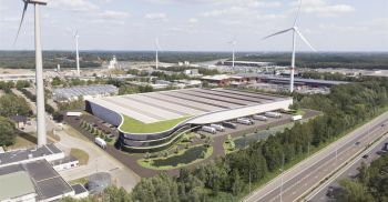 Industrial & Logistics to let Lummen