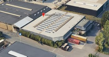 Industrial & Logistics to let Drogenbos