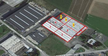 Industrial & Logistics to let Blandain