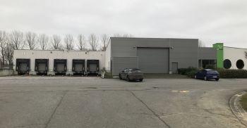 Industriel & Logistique à louer à Wavre