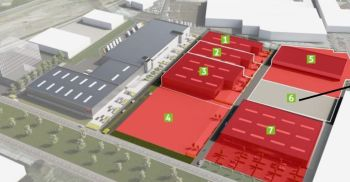 Industrial & Logistics to let Kuurne