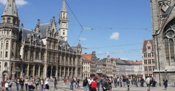 Retail for sale Gent