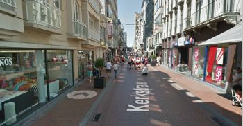 Retail for sale Blankenberge