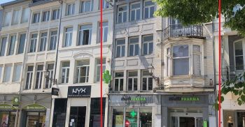 Retail to let Liège