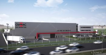 Industrial & Logistics to let Grâce-Hollogne