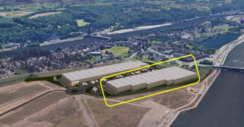Industrial & Logistics to let Hermalle-Sous-Argenteau