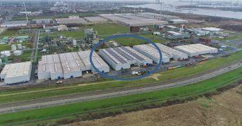 Industrial & Logistics to let Kallo